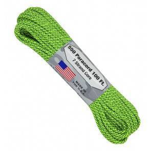 Паракорд Atwood Rope MFG 550 Green Speck Camo