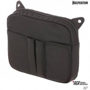 Органайзер Maxpedition HLP Hook & Loop Pouch Black