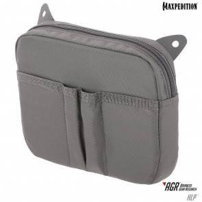 Органайзер Maxpedition HLP Hook & Loop Pouch Gray