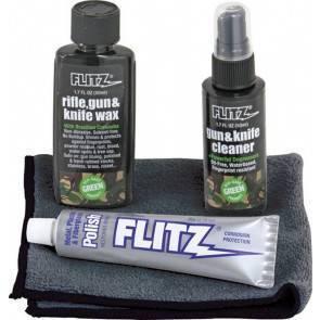 Набор для ухода за оружием Flitz Gun & Knife Care Kit