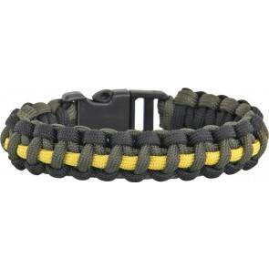 Браслет из паракорда Knotty Boys Survival Bracelet Special Operations (Large)