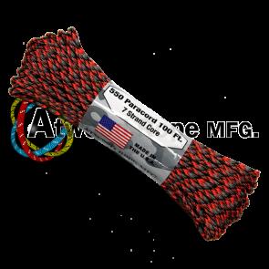 Паракорд Atwood Rope MFG 550 Lava
