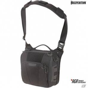 Тактическая сумка Maxpedition Lochspyr™ Crossbody Shoulder Bag Black