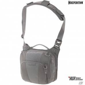 Тактическая сумка Maxpedition Lochspyr™ Crossbody Shoulder Bag Gray