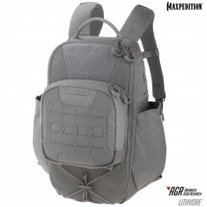Городской рюкзак Maxpedition Lithvore™ Everyday Backpack Gray