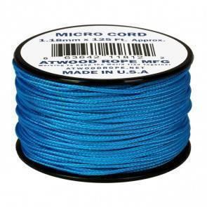 Микрокорд Atwood Rope MFG 1,18мм Micro Cord - Blue