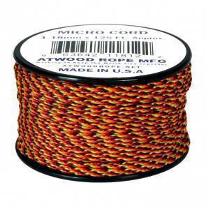 Микрокорд Atwood Rope MFG 1,18мм Micro Cord - Fireball