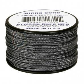 Микрокорд Atwood Rope MFG 1,18мм Micro Cord - Graphite