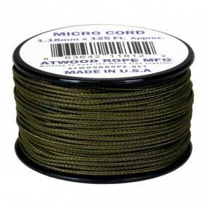 Микрокорд Atwood Rope MFG 1,18мм Micro Cord - Olive Drab