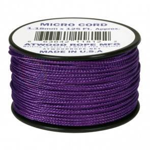 Микрокорд Atwood Rope MFG 1,18мм Micro Cord - Purple