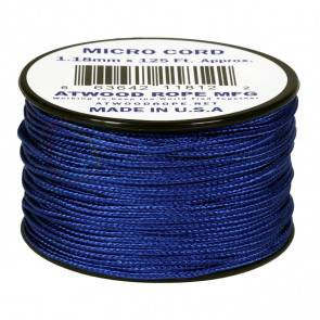 Микрокорд Atwood Rope MFG 1,18мм Micro Cord - Royal Blue
