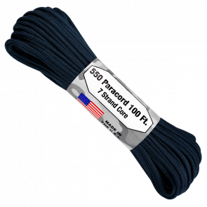 Паракорд Atwood Rope MFG 550 Navy