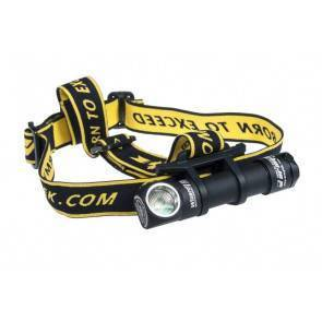 Налобный светодиодный аккумуляторный фонарь Armytek Wizard Pro Magnet USB XHP50 (теплый свет)