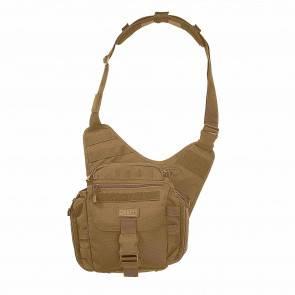 Тактическая плечевая сумка 5.11 Tactical Push Pack Flat Dark Earth 56037-131