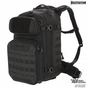 Тактический рюкзак Maxpedition Riftblade CCW-Enabled Backpack Black 30L