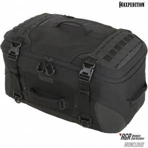 Дорожная сумка-рюкзак Maxpedition Ironcloud™ Adventure Travel Bag Black