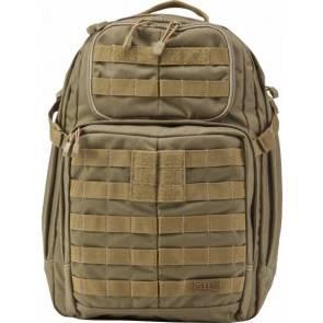 Тактический Рюкзак 5.11 Tactical Rush 24 Backpack Sandstone