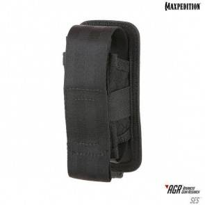Подсумок Maxpedition SES Single Sheath Pouch Black