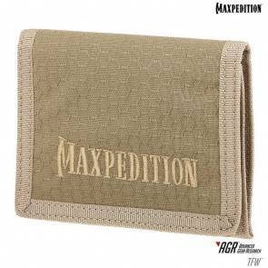 Кошелек Maxpedition TFW Tri-Fold Wallet Tan