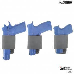 Универсальное пистолетное крепление Maxpedition UPW Universal Pistol Wrap Gray
