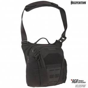 Тактическая сумка Maxpedition Veldspar™ Crossbody Shoulder Bag Black