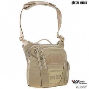 Тактическая сумка Maxpedition Veldspar™ Crossbody Shoulder Bag Tan