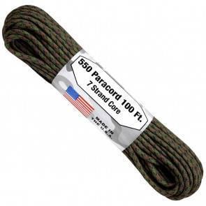 Паракорд Atwood Rope MFG 550 Wet Land