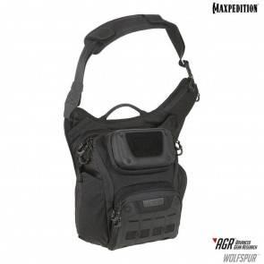 Тактическая сумка Maxpedition Wolfspur Black