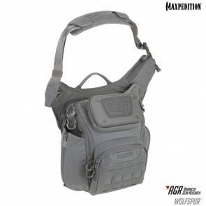 Тактическая сумка Maxpedition Wolfspur Gray