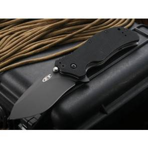 Тактический нож Zero Tolerance 0350 Matte Black Folder SpeedSafe 0350