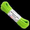 Паракорд Atwood Rope MFG 550 Lime Green