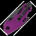 Kershaw Shuffle Purple 8700PURBW