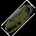 Kershaw Shuffle II Olive 8750TOLBW