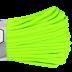 Paracord 550 Neon Green Паракорд Neon Green