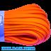 Paracord 550 Neon Orange Паракорд Neon Orange