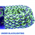 Paracord Atwood Rope MFG 550 Zombie Infection Paracord Infection