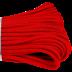 Paracord 550 Red Паракорд Красный