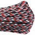 Paracord Atwood Rope MFG 550 Red Camo Paracord Red Camo