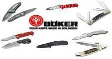 Немецкие ножи Boker